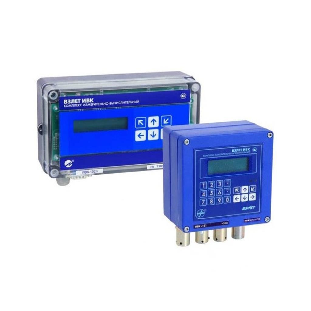 Контроллер расхода и давления воды Взлет ИВК-102П