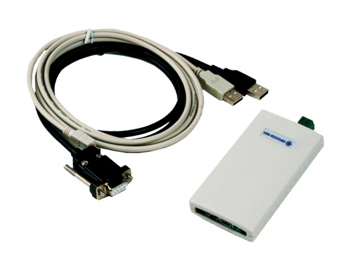 Адаптер сигналов USB-RS232/RS485